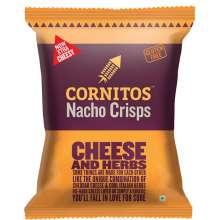 Cornitos Cheeselicious Nachos flavor for this New Year