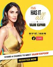 Fbb Has It All Ft. Vaani Kapoor  Facebook Live  10th October 2019