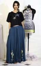 House of Zardoze - by Designer Sana Karim brings her Fall 18' Collection at her store in Mumbai.