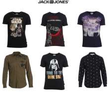 Jack & Jones Launches Special Edition Star Wars Collection