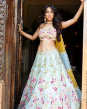 Nia Sharma flaunts elegance and looks gorgeous in KALKI Fashion!