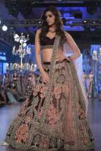 Actress KRITI SANON walked for KALKI AT BOMBAY TIMES FASHION WEEK 2017