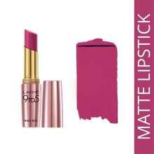 Lakme 9 to 5 Primer + matte lipstick in Plum Prick