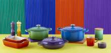 Le Creuset Holi Festival of Colours Collection