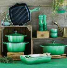 Fresh from the Herb Garden: Le Creuset Debuts the all new Rosemary Green Collection