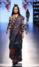 Poochki X Bheru Lal Chhipa at the Craft is Cool by Paramparik Karigar show at Lakme Fashion Week 17