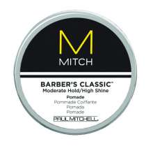 Paul Mitchell Barber's classic