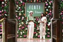 Actress Disha Patani and celebrity stylist Anaita Shroff Adajania introduced Rihanna's FENTYxPUMA collection in Mumbai in a special fashion showcase