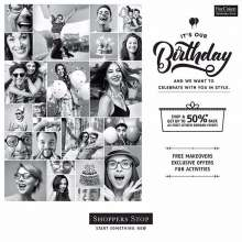 Shoppers Stop celebrates 26 Fashionable Years!