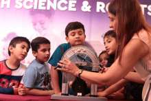 SMAAASH Announces the Launch of Lego based Robotics and Magical Science classes for Kids below 14 years  SMAAASH now enters the Edutainment industry