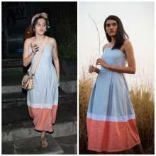 Beautiful Taapseespotted in Spring diaries outfit forcasual outing !