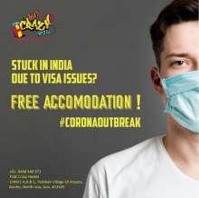 That Crazy Hostel Open Doors To Support Travelers Stuck In Goa