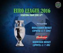 Euro Cup 2016 fever takes over The Irish House