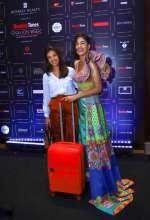 Mrunal Thakur Walked The Ramp For Traworld X Ken Ferns At Bombay Times Fashion Week 2019