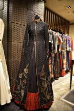 The Kashmir Collection by Rohit Bal for Usha Silai launched at Lakmé Fashion Week now available at the Rohit Bal Studio