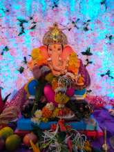Viviana Mall hosts 'Nirmalaya Project 2.0', during Ganeshotsav 2021
