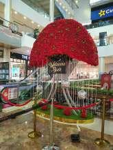 Red Carpet Return to Viviana Mall